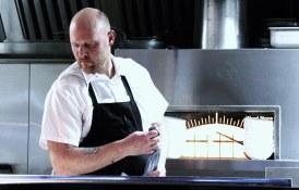 Miradoro executive chef Jeff Van Geest