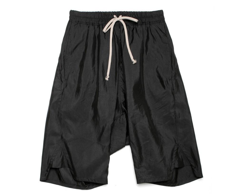 Rick Owens Shorts, Aloha Rag