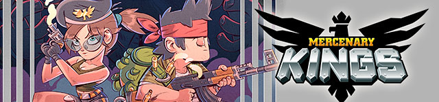 Mercenary Kings on PS4