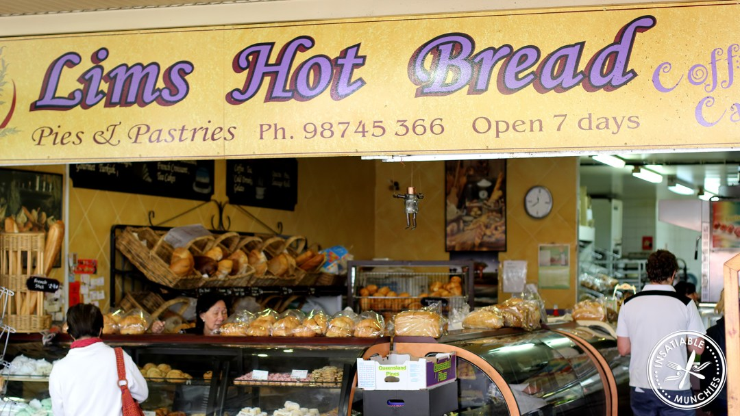 The store front of Lim's Hot Bread