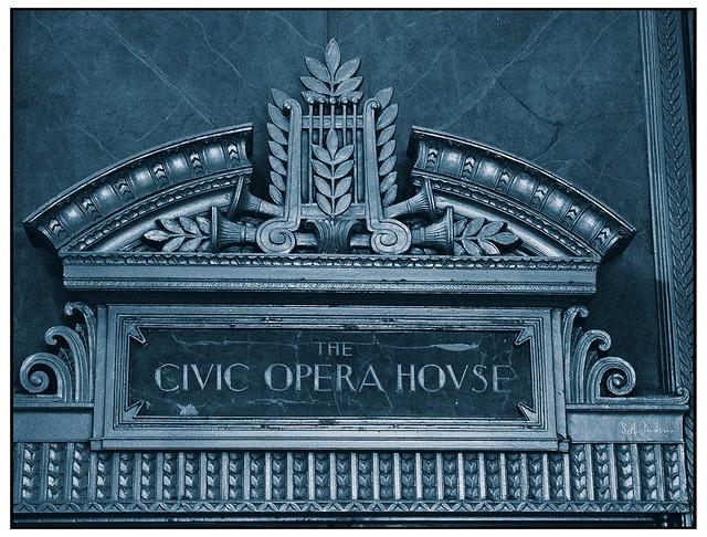 Civic Opera Hovse