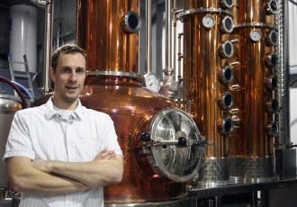 Pemberton Distillery