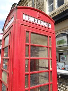 The great British payphone