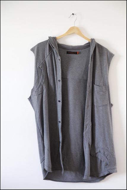 Tuukka13 - My Recent Purchases - Balmain Sweatshirt, Undercoversim Hooded Vest, 4jigeN Jersey T-shirt, Dior Homme Japan Oversized T-shirt and Kris Van Assche Oversized V Neck - 4