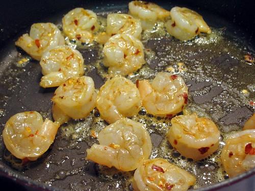 Shrimp Penne a la Betsy