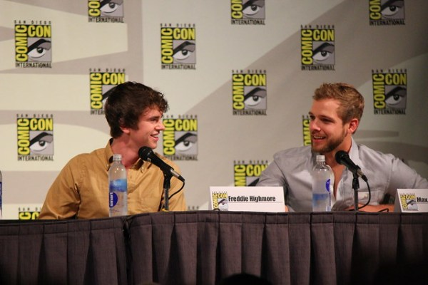Bates Motel panel at San Diego Comic-Con 2013