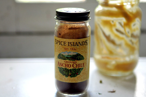 ancho chile powder