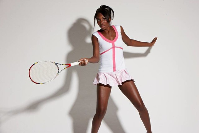 Roland Garros 2013: Venus Williams dress