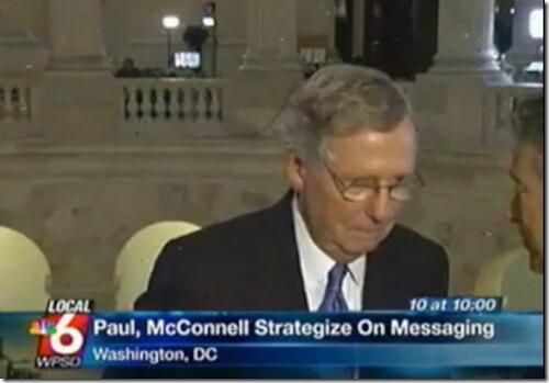 Senators Caught On Camera Lying About Government Shutdown (VIDEO)
