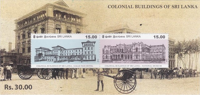 Colonial Buildings of Sri Lanka