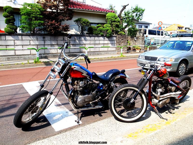 NASHIRO-SAN'S XS650
