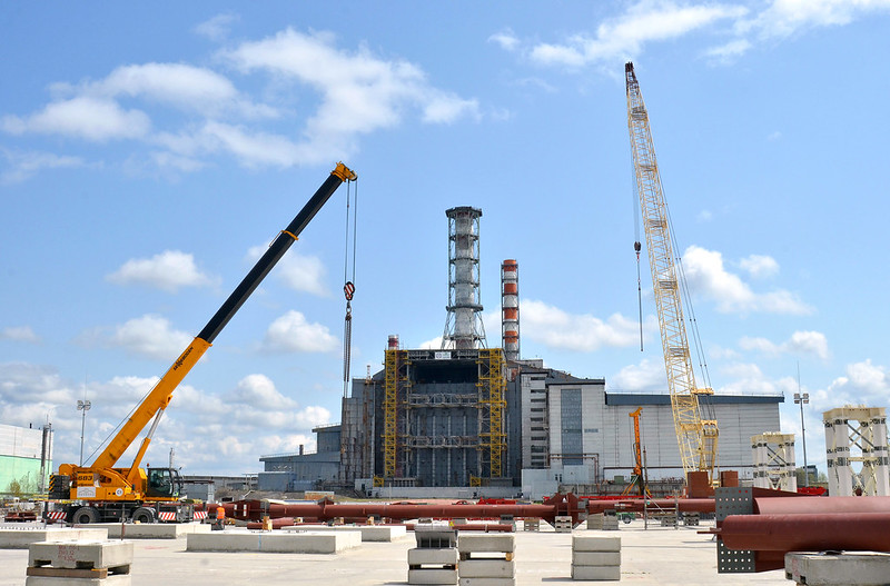 EBRD Project: Ukraine - Chernobyl Nuclear Power Plant