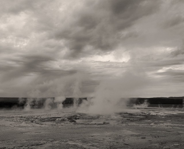 Fountain Paint Pot, Yellowstone NP, 2013