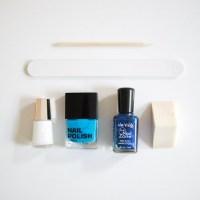 Tonade naglar, så här gör jag