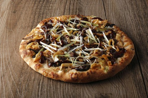 Peking Duck Pizza