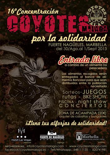 16 Concentracion Coyotes - Malaga