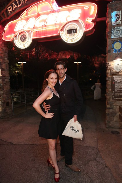 The Lone Ranger world premiere after party at Disney California Adventure