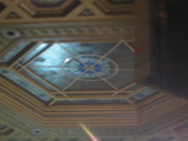 Walgreens, 1601 North Milwaukee, Ceiling Window