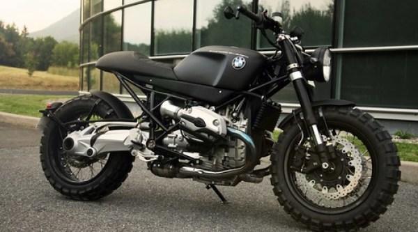 BMW R1200R por Lazareth 18