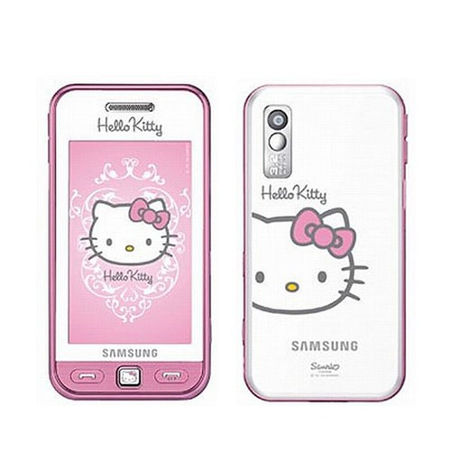 Samsung S5230 Hello Kitty: Smartphone de Hello Kitty