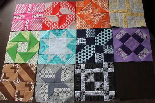 Blocks 1-11