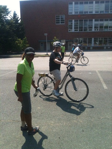 Adult Learn to Ride Alexandria 9/8