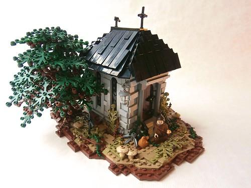 Cemetery Chapel