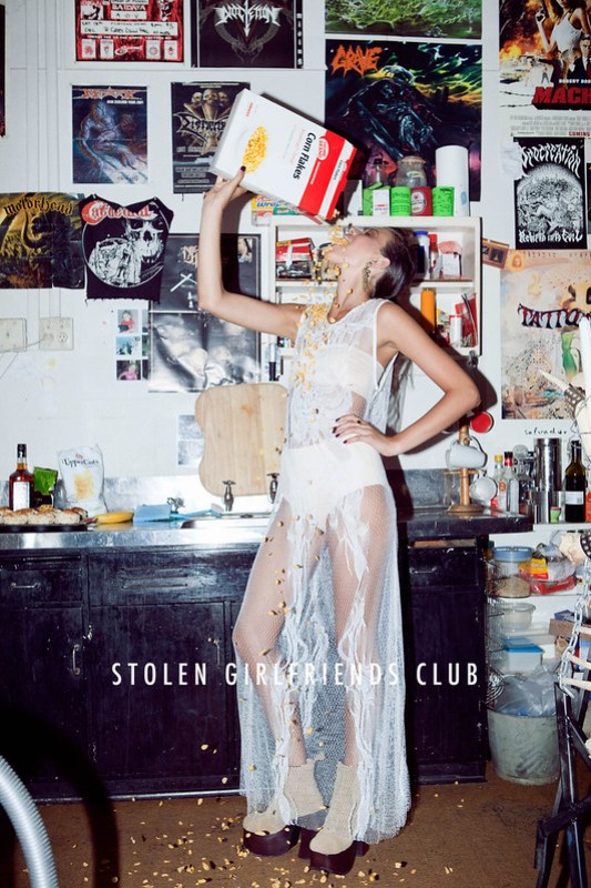 STOLEN GIRLFRENDS CLUB - Campaign