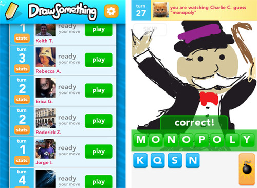 Draw Something: El Pictonary Moderno
