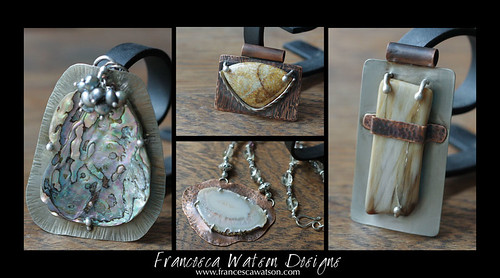 Metal Work Pieces by Francesca Watson Designs