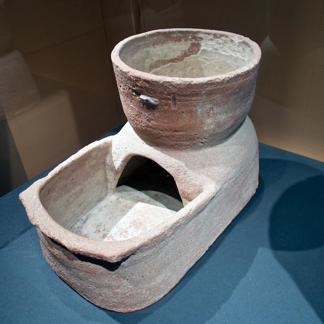 Terracotta Oven