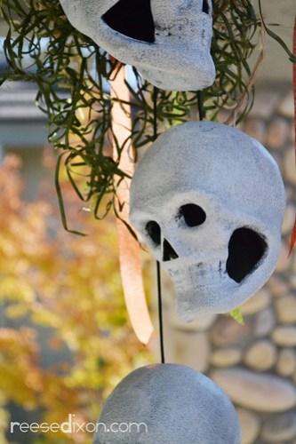 Halloween Mobile Closeup