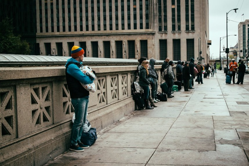 Chicago: Waiting Line