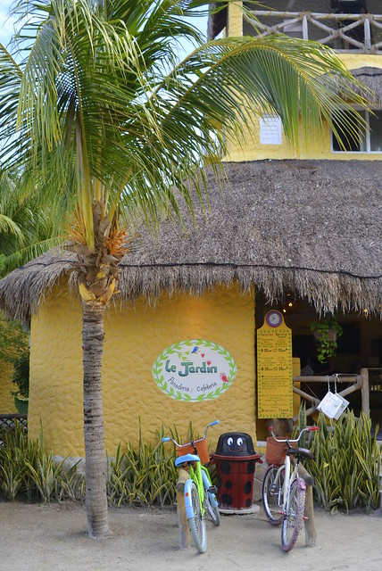 Cancun alternatives _ La Jardin Isla Holbox