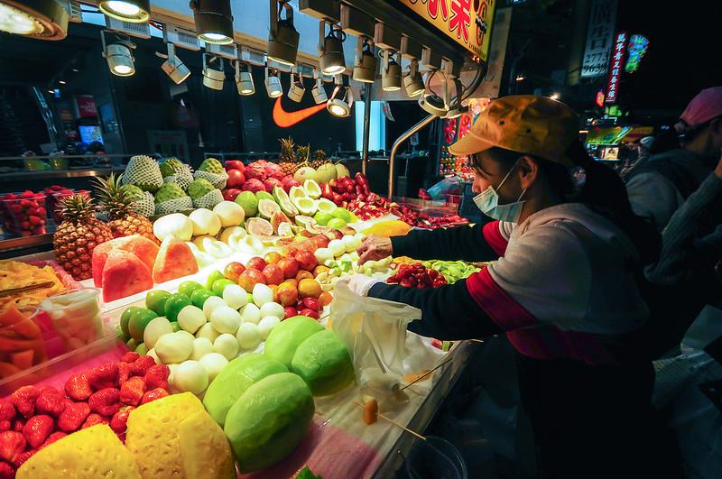 Shilin Night Market, Taipei, Taiwan