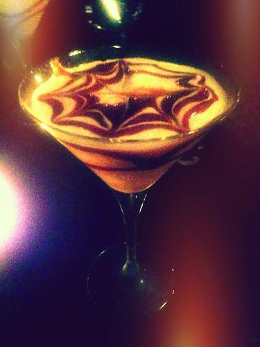 Wolf Lane Frozen Chocolate Martini
