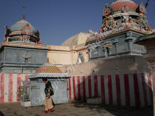 Thiruvaneswarar Temple, Ranganathapuram
