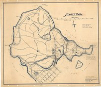 Map of Stanley Park copy