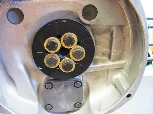 Installing Rear Main Seal