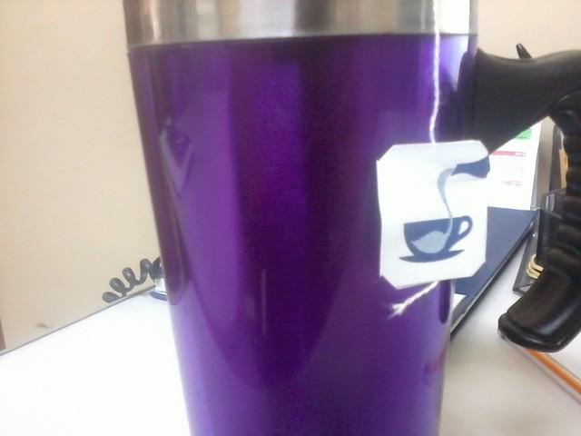 Chá da tarde...