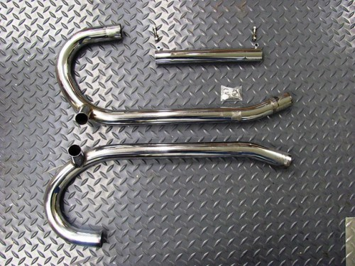 Exhaust Header Pipes