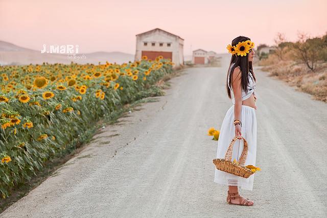 La Princesa de los Girasoles