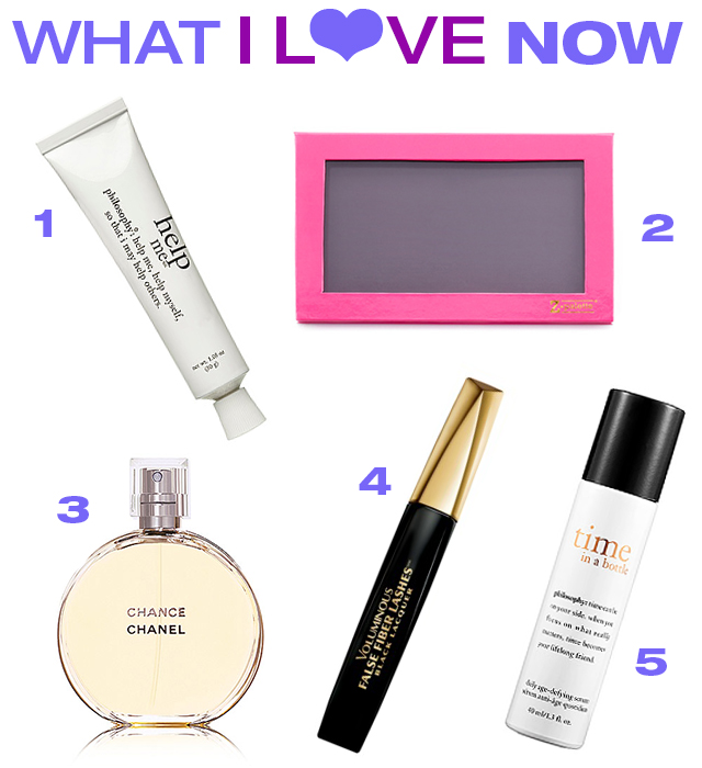 5 Things I Love Nov