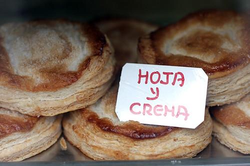 Spanish pastries