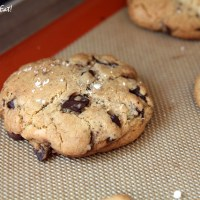 Nutella-Stuffed Brown Butter Sea Salt Chocolate Chip Cookies [recipe]