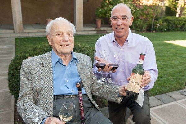 Michael Mondavi Family Estate Luncheon