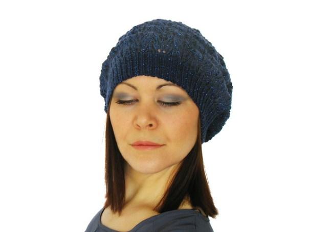 Milky Way Hat by Mimi Hill fir Eskimimi Makes