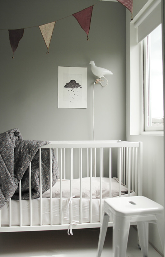 How To Decorate a Baby's Room