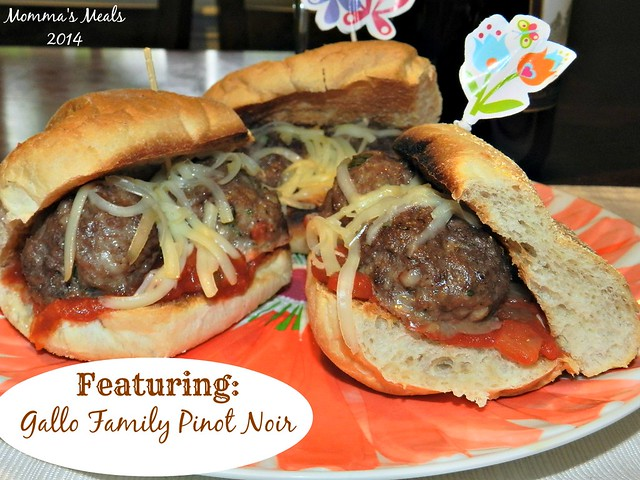 Red Wine Meatball Subs (2)p