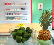 Counter Service Area | The Juice Truck Store Front